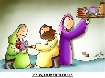 JESÚS, LA MEJOR...