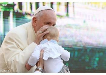 El Papa Francisco celebra la audiencia general del segundo miércoles de noviembre en la Plaza de San Pedro - ANSA